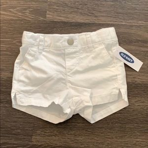 Old navy shorts NWT 18/24 months